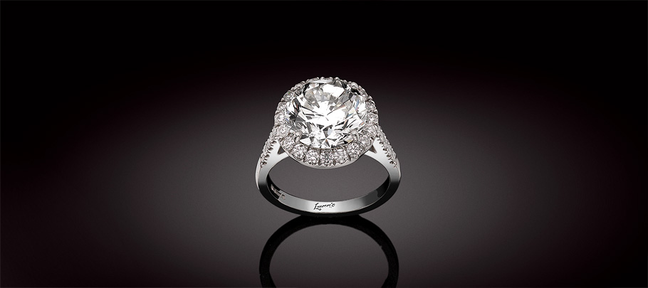 Portfolio of Fine Diamonds Web Design Belfast