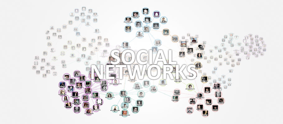 Web design and social networking